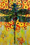 Dragonfly - Artword Donated By Judy Paul for Hunger Meal Silent Auction